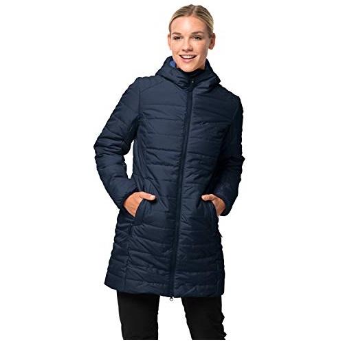 Jack Wolfskin Maryland Insulated Coat Midnight Blue LG