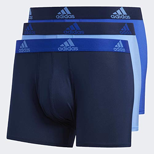 adidas Men's Climalite Trunks Underwear (3 Pack)