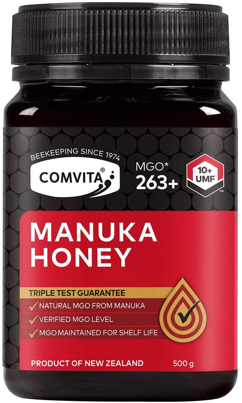 17.6oz Comvita Certified UMF 10+ (MGO 263+) Raw Manuka Honey
