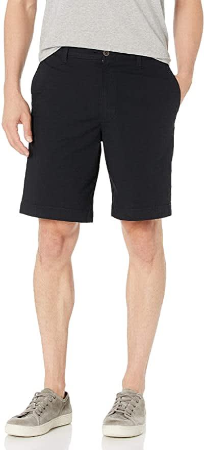 """Amazon Essentials Men's Regular-Fit Lightweight Stretch 9"""" Shorts"""