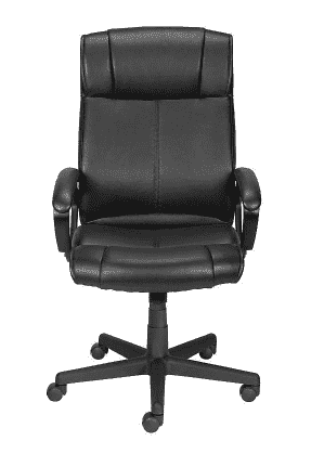 Staples Turcotte Luxura High Back Chair
