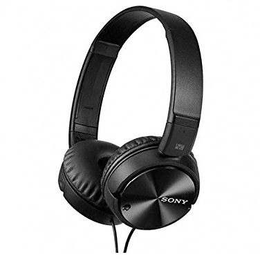 Sony索尼MDRZX110 NC 头戴式高级降噪耳机