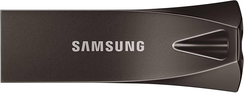 Samsung BAR Plus USB 3.1 Flash Drives: 256GB $35, 128GB $20, 64GB