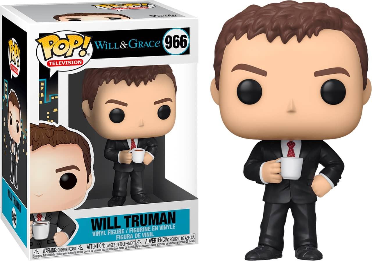 Funko Pop! TV: Will & Grace Vinyl Figure (Will Truman)