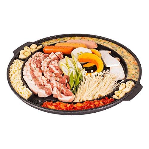绝对不吃多余的油脂!韩国制造CookKing烤肉神器!烤肉趴约起!