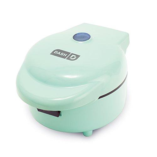 DASH 马卡龙色华夫饼碗造型机,用来做甜点很棒