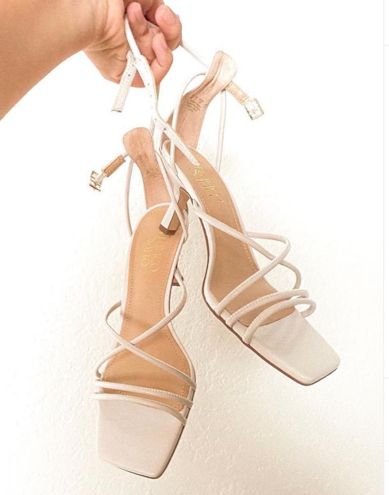 意大利名鞋Franco Sarto低至2折! 收超火细带凉鞋!