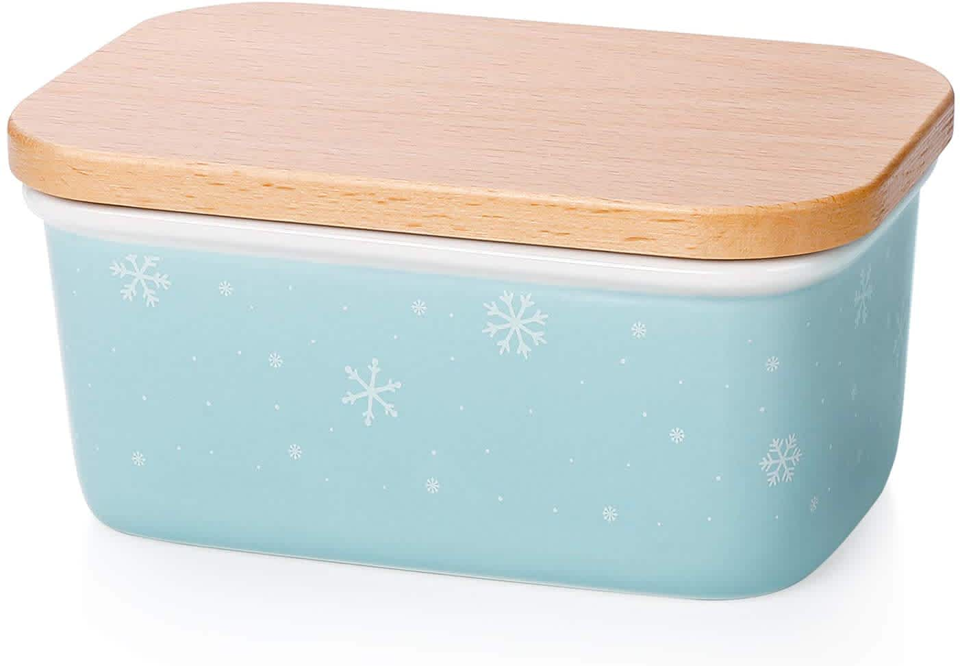 The Inspired Home Sweese Large Butter Dish