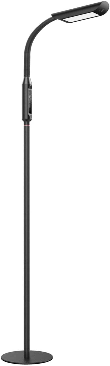 TaoTronics LED Flexible Gooseneck Floor Lamp