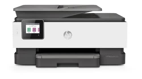 HP OfficeJet Pro Wireless Color Inkjet Printer w/ Smart Tasks and HP Instant Ink