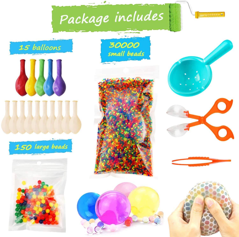 Uwantme Ballon/Water Bead Set
