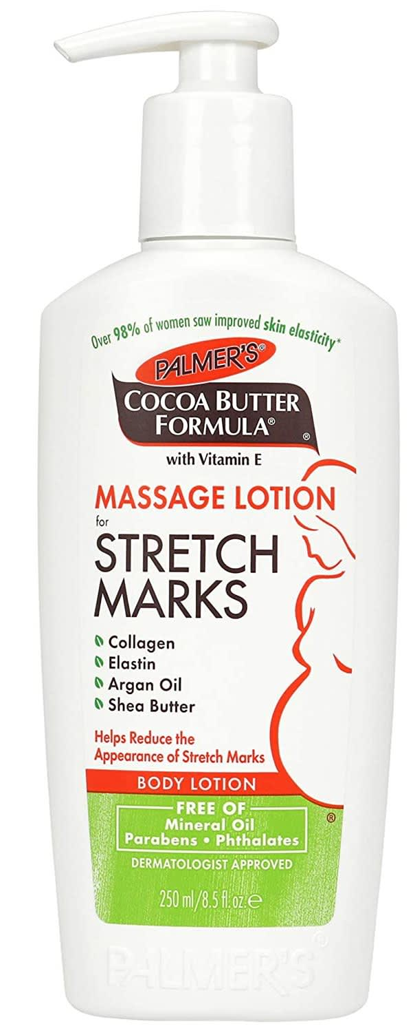 Palmer's Cocoa Butter Formula Massage Lotion for Stretch Marks 8.5-oz. Bottle