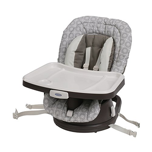 Graco Swivi Seat 3-in-1 Booster Chair, Abbington