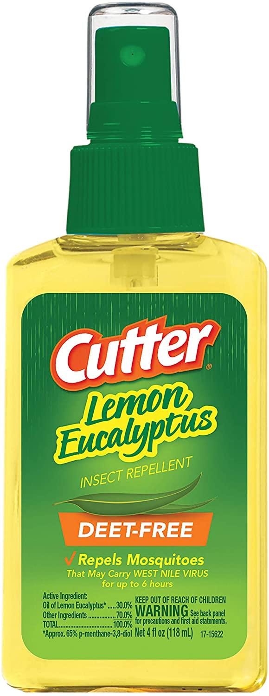 防毒蚊子,Repel 柠檬桉叶油天然驱蚊水