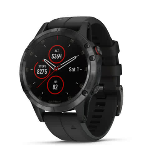Refurb Garmin Fenix 5 Plus Sapphire Edition Smart Watch