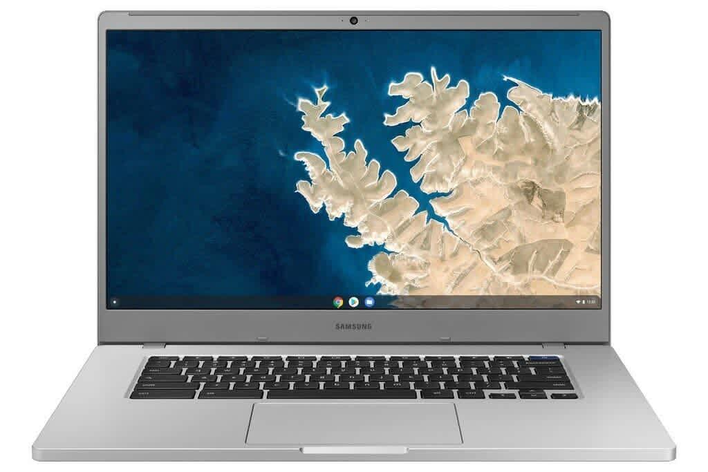 "Refurb Samsung Chromebook 4 Plus Gemini Lake Celeron 15.6"" Laptop"