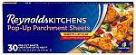 30-Ct Reynolds Kitchens Pop-Up Parchment Paper Sheets