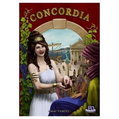 Concordia Strategy Board Game