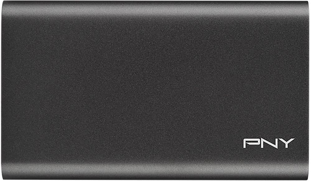 240GB PNY Elite External USB 3.0 Portable Solid State Drive