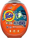 Amazon - $15 off $50+ household items (Ziploc, Finish, Cascade, Tide and many more)