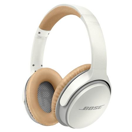 Bose SoundLink around-ear wireless headphones II- White