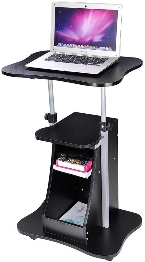 可升降办公桌,可以放在家里任何角落