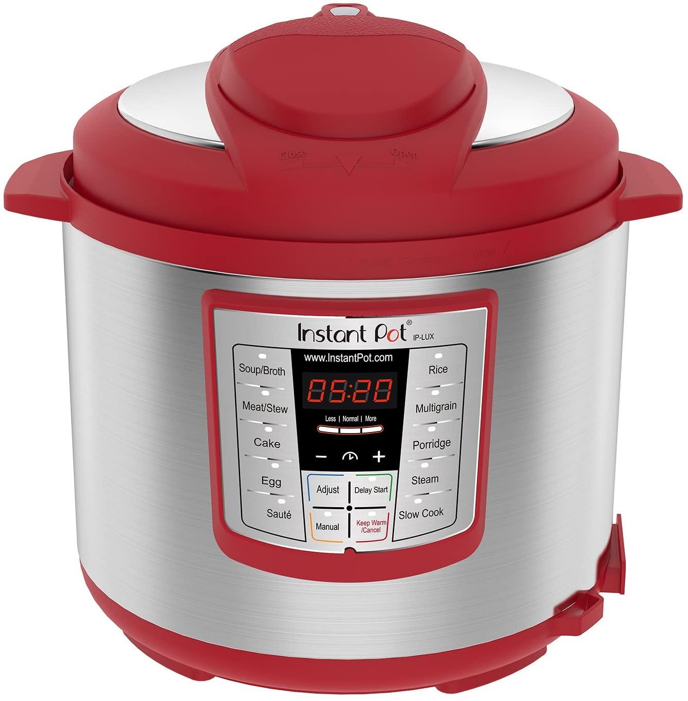 Instant Pot六合一电压力锅,很适合小家庭