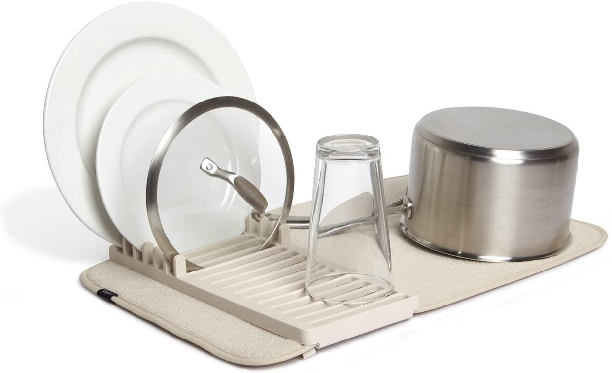 UDRY 二合一超细纤维餐具干燥垫