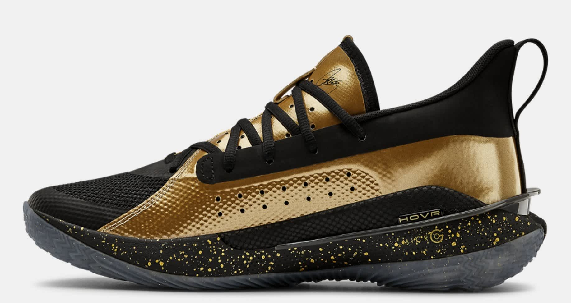 Under Armour Men's Curry 7 TB Shoes