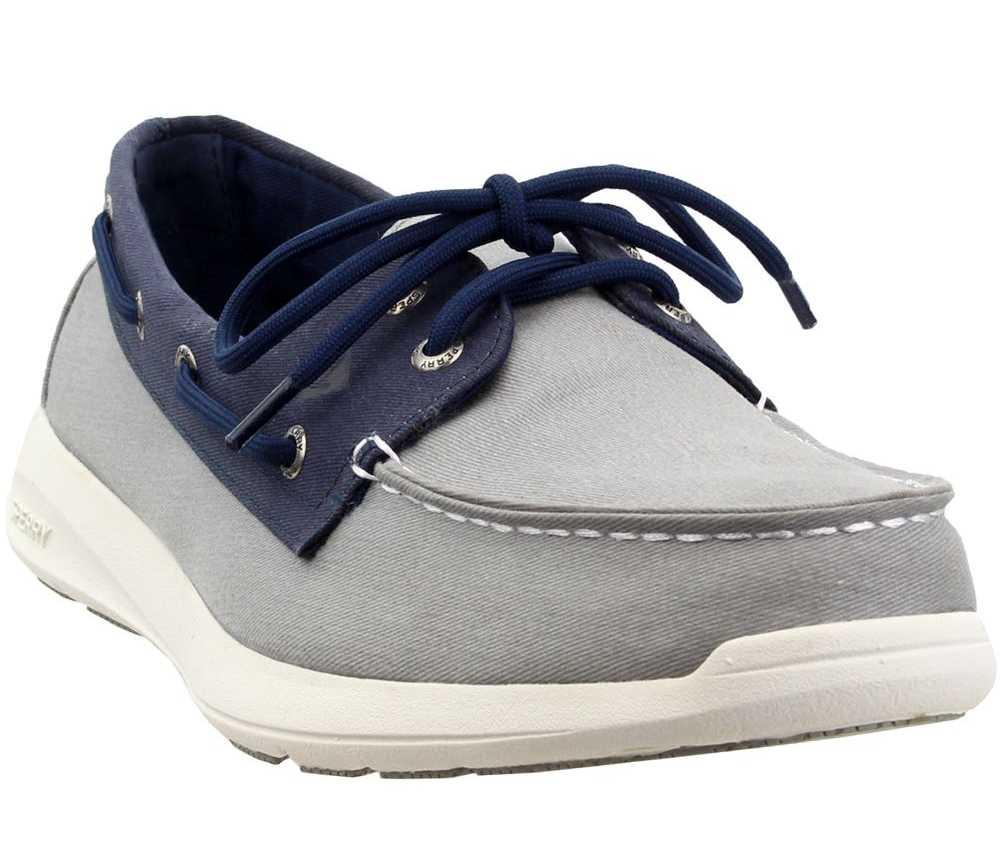 Sperry Men's Sojourn Saltwashed 2-Eye Shoes