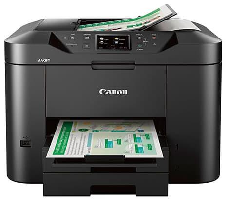 Canon Maxify Wireless AIO Color Inkjet Printer