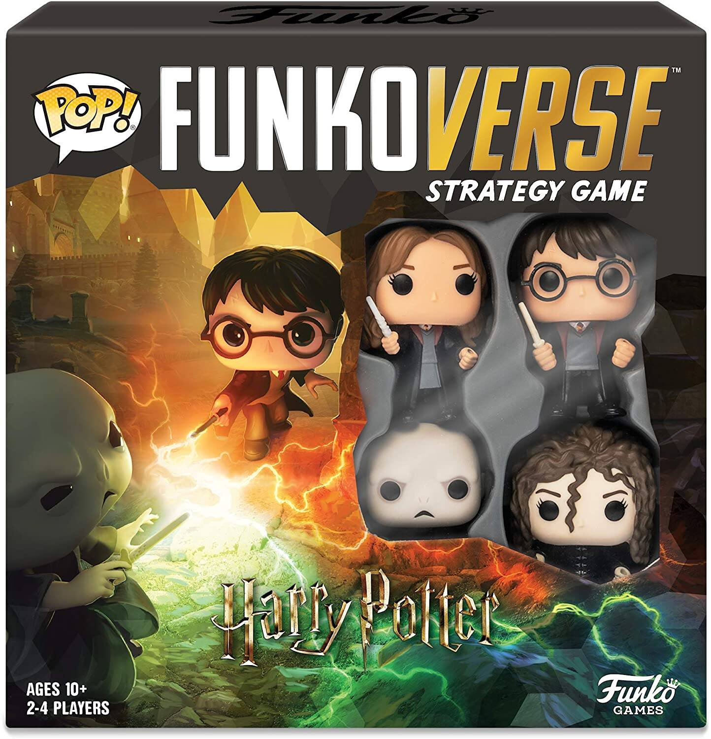 Funko Pop! - Funkoverse Strategy Game: Harry Potter #100 (Base Set)