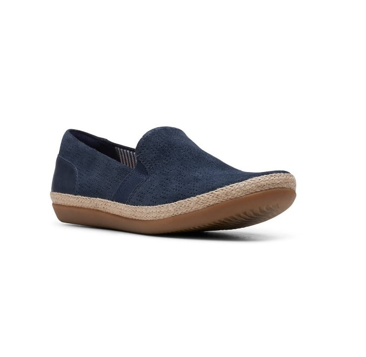 Clarks Women's Slip-On Shoes (Various Styles)