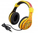 Disney Lion King Kids' Adjustable Over Ear Headphones