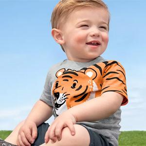 Carters卡特官网婴儿童装低至1.6折+额外6-8折