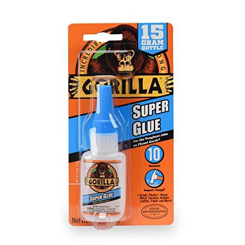 Gorilla 大猩猩无色超级万能胶,居家修补神器