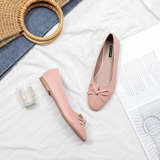 初秋的别致,刚刚好的优雅!CINAK 舒适平底鞋
