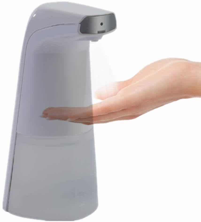 Hmbeixyp Touchless Alcohol Dispenser