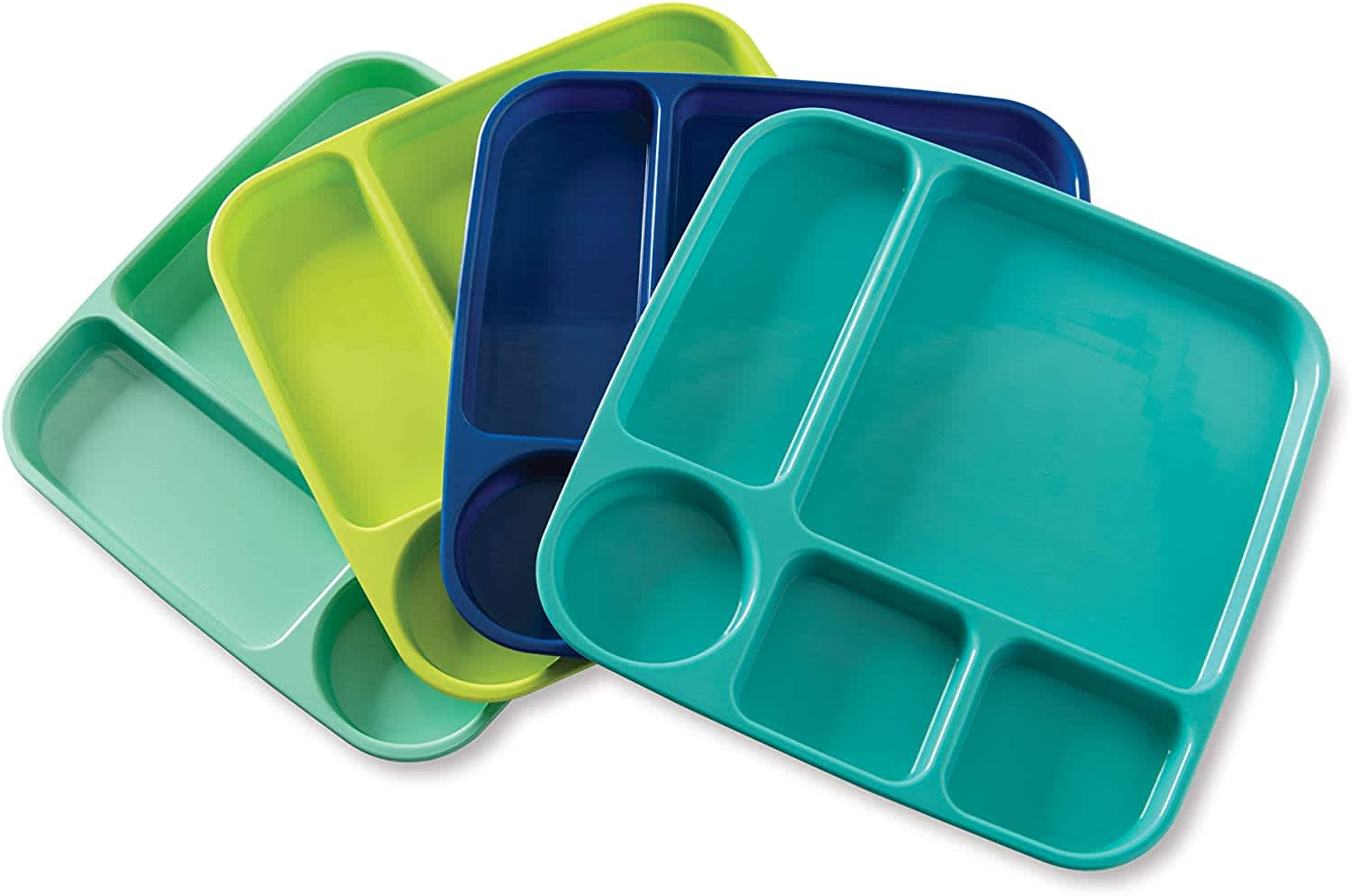 Nordic Ware Meal Trays 4-Pack