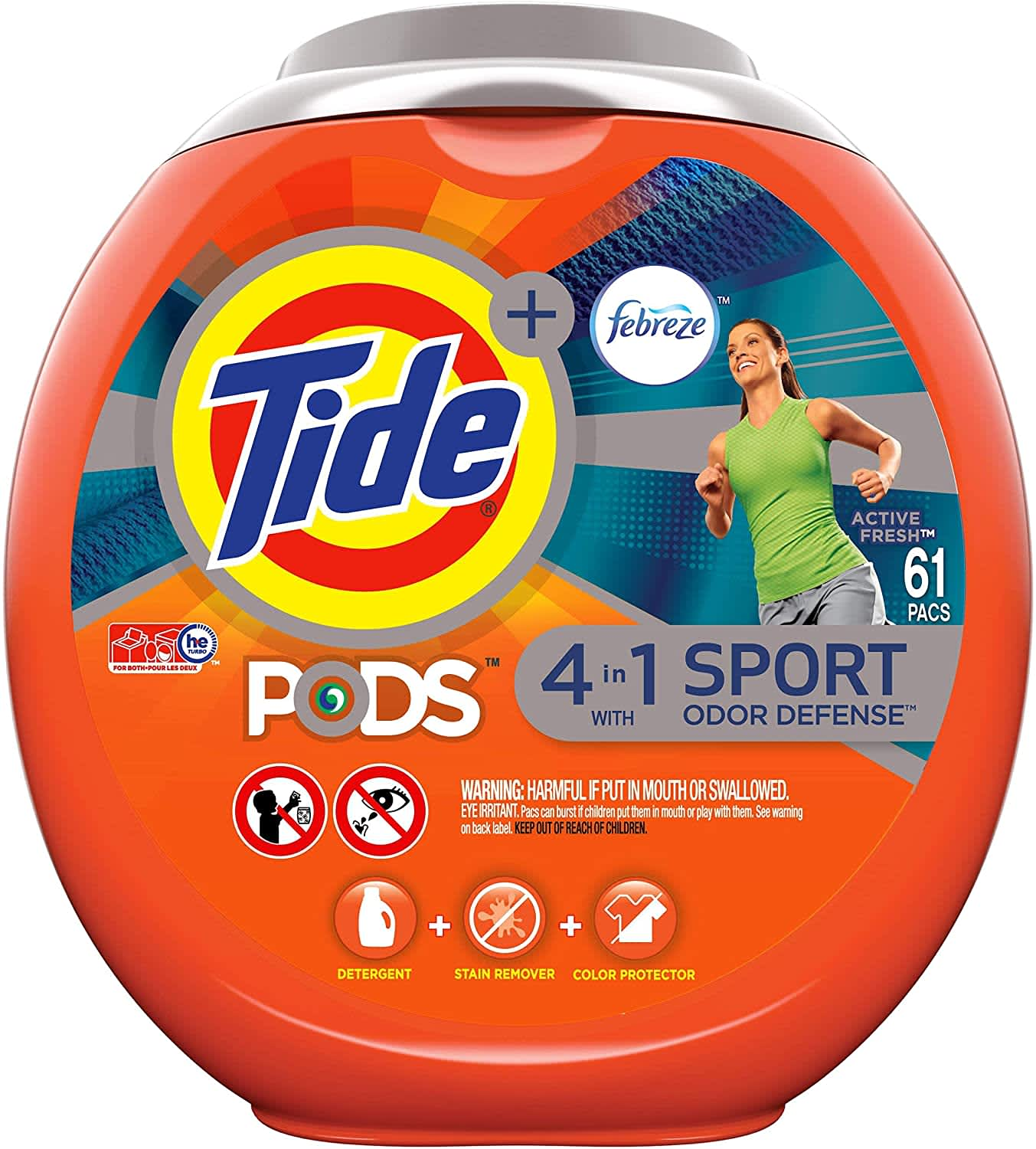 Tide Pods at Amazon