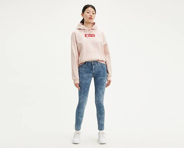 Levi's Warehouse: Up to 70% Off Sale: Women's 711 Skinny Jeans