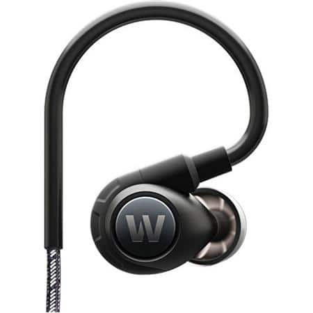 Westone Adventure Series ALPHA Earphones w/ In-Line Microphone