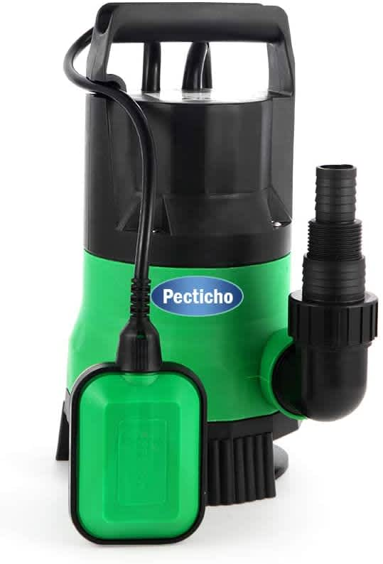 Pecticho 0.5HP Submersible Sump Pump