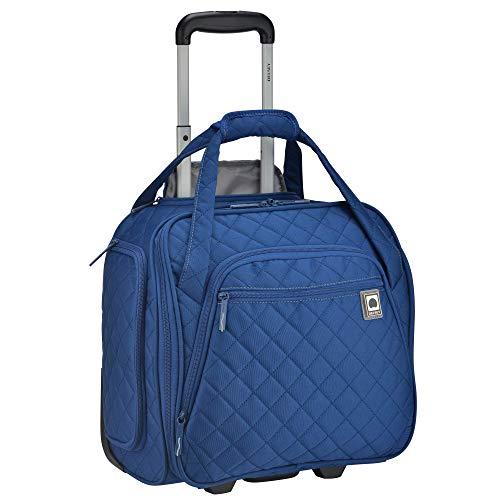 史低价!DELSEY Paris 法国大使拉杆行李包 可放入座位底下