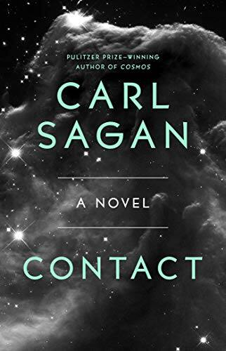Sci-Fi Novel: Contact by Carl Sagan (Kindle eBook)