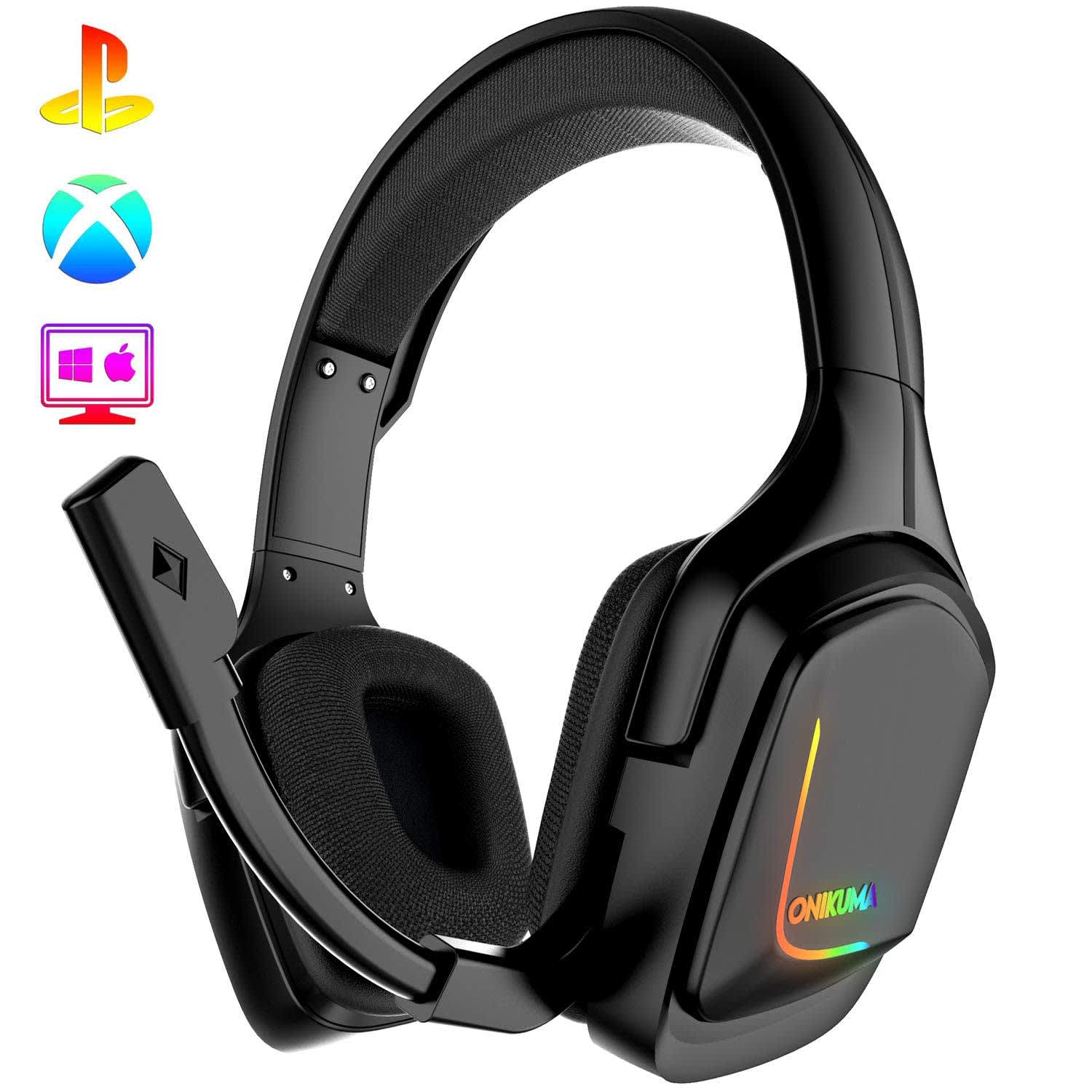 Candywe Gaming Headphones with 7.1 Surround Sound