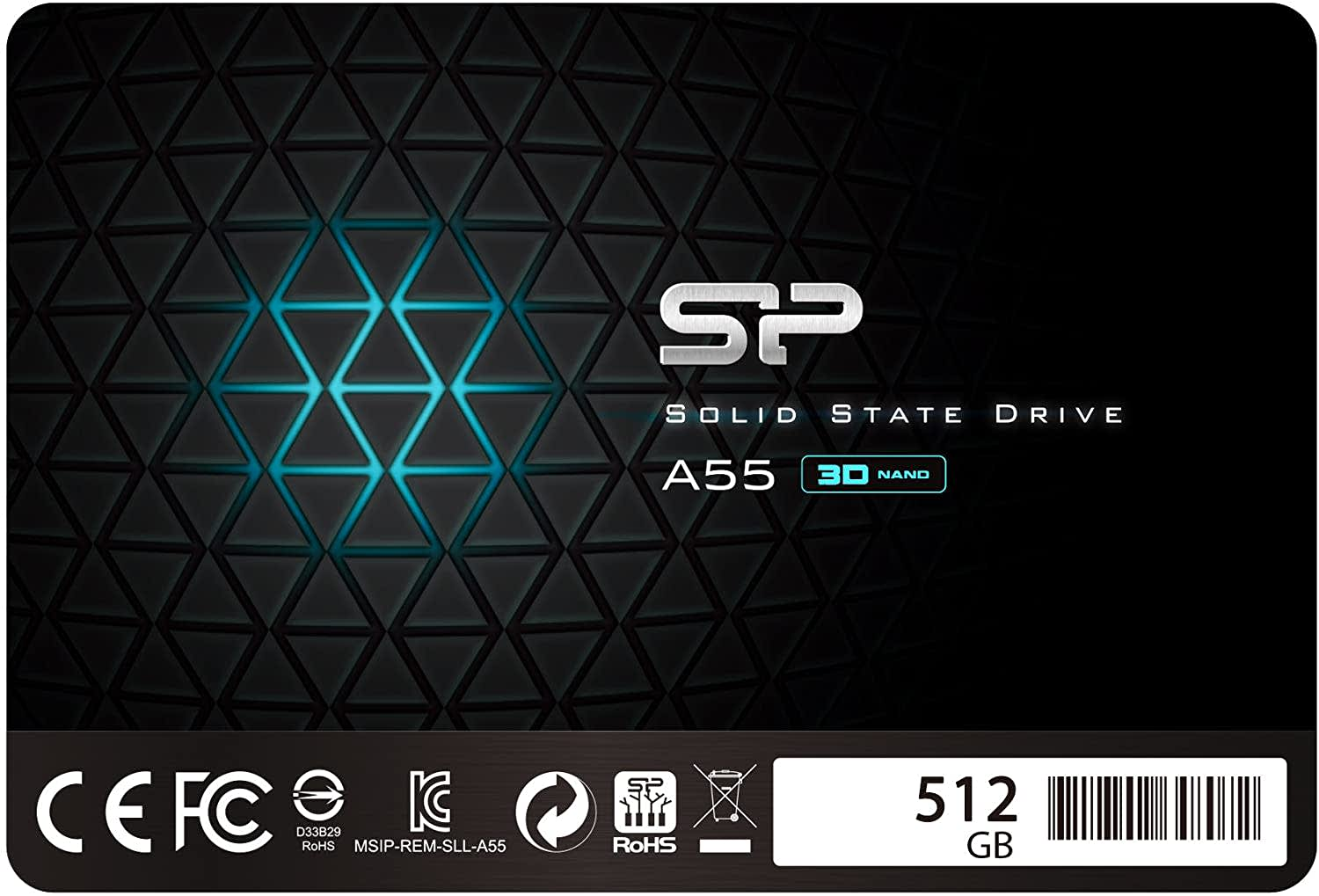 "Silicon Power 512GB SATA 6Gbps 2.5"" SSD"