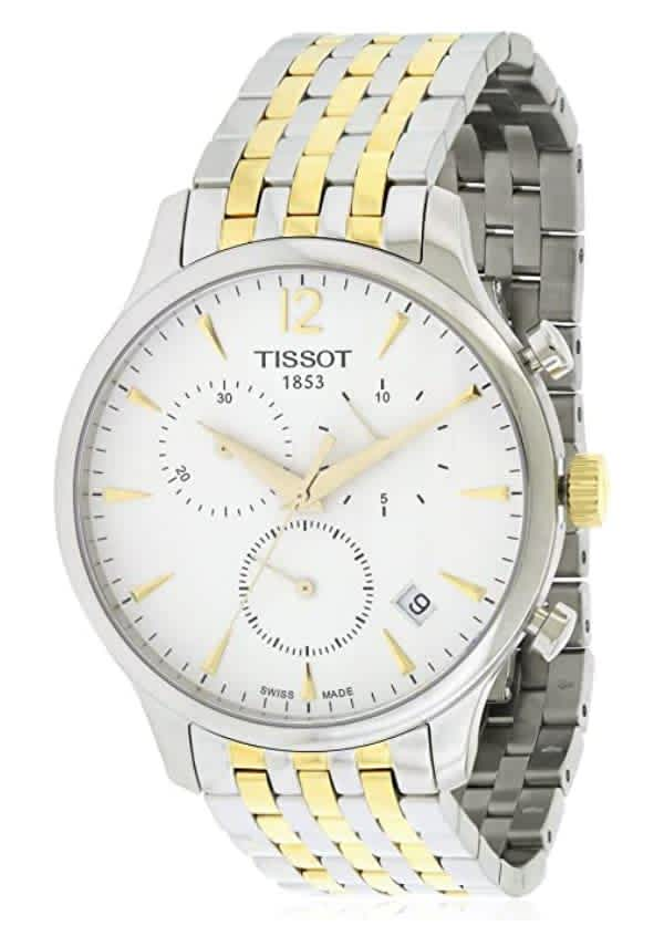 Tissot Men's T-Classic Tradition Chronograph Watch