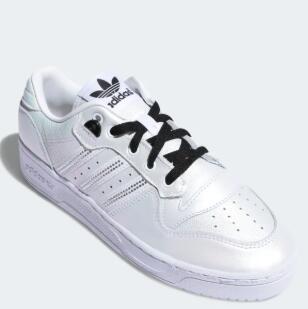 降价!adidas阿迪达斯originals Rivalry Low女款休闲鞋
