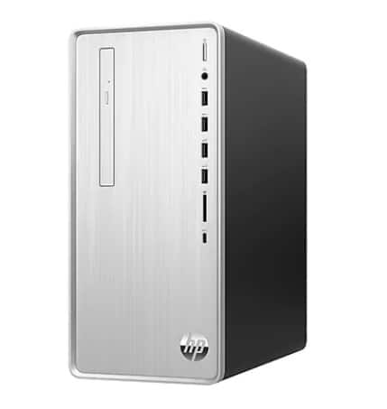 HP Pavilion Desktop: Intel i7 10700, 256GB PCIe M.2 SSD, 12GB DDR4 RAM, Win 10